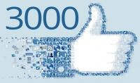 اضافة 3000 لايك  اعجاب  حقيقى عربى أو خليجى لصفحتك على الفيسبوك