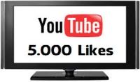 5000 اعجاب لاي مقطع فيديو في يوتيوب