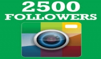 اضافة 2500 متابع او لايك لحسابك بالانستغرام