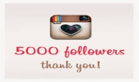 اضاقة 5000 متابع انستغرام علي حسابك بجودة عالية