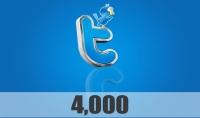 بزيادة 4000 فولورز عربى خليجي لحسابك فى التويتر ب5 دولار