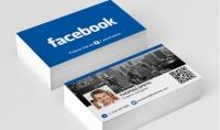سأصمم كارت لصفحتك أو لملفك على الفيس بوك  كالموجود في الصورة