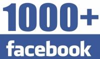 1000 معجب عربي حقيقي 100% متفاعل جدا لصفحتك على الفيس بوك