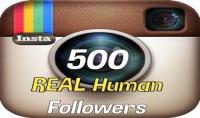 إضافة 500 متابع أنستغرام أجنبي حقيقي 100% الفولورز ذوي جودة هائلة و لا ينقص أبدا