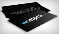 تصميم مميز و جذاب لبطاقة اعمال تدل على اناقة صاحبها فقط اشترى الخدمة