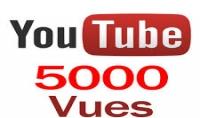 جلب 5000 مشاهدة حقيقية لفيديو تختاره على اليوتيوب
