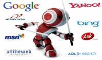 سوف انشر لك موقعك او مدونتك على عدد كبير من محركات البحث