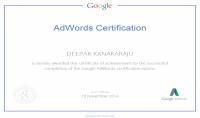 أحصل على شهادة الخبير المعتمد من جوجل AdWords