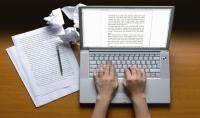 كتابة صفحات على برنامج وورد