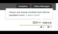 فك عدد المشاهدات المقيد  301 مشاهدة