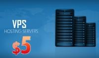 إستضافة عالمية بسيرفر VPS خاص بـ 5 $ فقط.