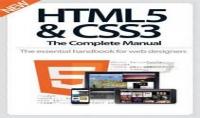 تصميم موقع وتحويله الىHTML5  CSS3