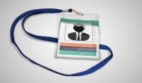 تصميم بطاقة تعريف شخصية
