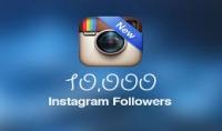 اقوم بإضافة 10000 متابع لحسابك على انستغرام