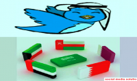 25 ألف متابع عربي خليجي على حسابك في تويتر