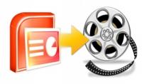 تحويل أي ملف powerpoint ppt إلى فيديو mp4