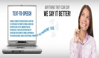 تسجيل صوتي رائع ل250 كلمة  بصوت رجل أو صوت امرأة  وبأي لغة تريدها في العالم رائع للدعاية