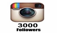 3000 متابع فوري انستغرام