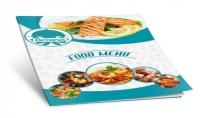 تصميم جميع أنواع المطبوعات  بنرات فلايرات ورق مراسلات قائمة طعام وغيرها
