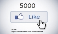اضافة 1000 اعجاب لايك علي منشوراتك على الفيسبوك