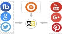 ساعطيك 5 مواقع لزيادة متابعيك مجانا في الفايسبوك و يوتيوب و تويتر و زوار موقعك ..