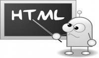 اعطاء معلومات عن برمجة باHTML