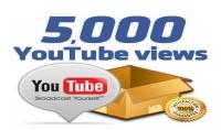 3000 مشاهدة حقيقية للفيديو الخاص بك على يوتيوب