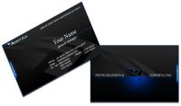 تصميم بطاقة أعمال  كارت شخصي متميز بـ 5$ فقط