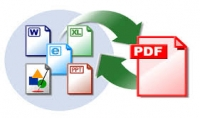 استطيع تحويل اي ملف Word PowerPoint Excel الي Pdf
