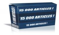 15000 مقالة باللغة الانجليزية في مختلف المجالات