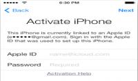 إعطائك موقع متخصص في unlock lock iPhone