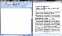 سأقوم بكتابة 40 نص مصور على ملف ورد أو PDF ب5$ وخلال 3 أيام