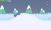 كود سورس لعبة Snowy Road game