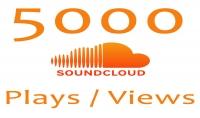 اضافة 5000 استماع لمقطعك الصوتى على SoundCloud