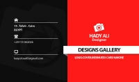 تصميم بطاقة اعمال business card احترافيه فقط 5 دولار