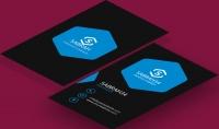 ساقوم باعطأك 40 تصميم بطاقات اعمال بصيغة psd يمكنك التعديل