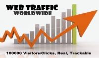 سارسل لك 25000 زائر حقيقي من مواقع التواصل الاجتماعي