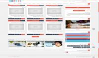 تحويل ملف psd الخاص لموقعك الإلكترونى إلى صفحات ويب