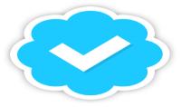 إعطائك أسماء لحسابات تويتر رسمية Verified تقوم بالفولو باك