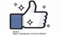 500 معجب لصفحتك علي الفيسبوك