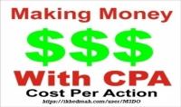 طريقه تحقيق دخل غير محدود من CPA