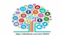 بوك مارك الينك الخاص بك 100 بوك مارك مواقع الاجتماعية
