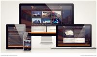 تصميم موقع HTML5 Css3 متجاوب مع جميع الشاشات