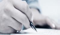 كتابة طلب توظيف خطي لالغة العربية و الإنجليزية