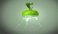 تصميم شعار أو غلاف أو إعلان مميز واحترافي بطريقة دمج الماء