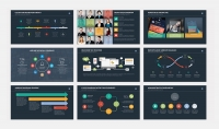قوالب PowerPoint إحترافية لتسويق منتجك أو شركتك أو موقعك
