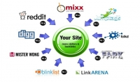 إضافة موقعك إلى أفضل 100 موقع Social Bookmarks يدويا