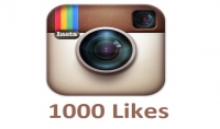 ارسال 1000 لايك على صور أو صورة أو فيديو انستقرام الخاص بك