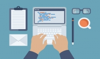 سأعطيك موقع لتعلم لغات البرمجة HTML و CSS و JAVA باللغة العربية و العديد من الكورسات للانطلاق من الصفر الى الاحتراف