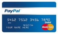 تفعيل حسابك في PayPal بواسطه بطاقه ائتمان مستر كارد صالحه لمده 3 سنوات